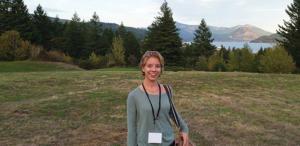 Jennifer from Amavida Coffee Goes to B Corp Retreat