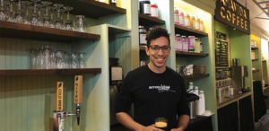 Martin The Director of Local Coffee Roaster Talks About Specialty Nitro Cold Brew Coffee