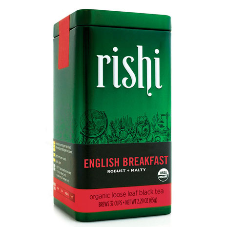 English Breakfast Tea Black Tea