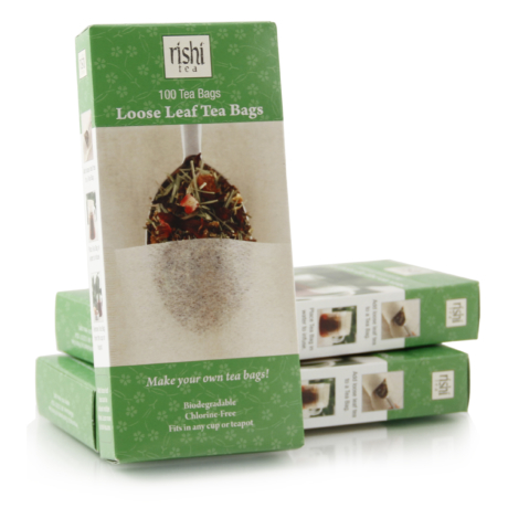 Rishi Loose Leaf Tea Bags