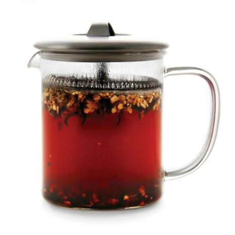 Brew Tea With A Rishi Teapot