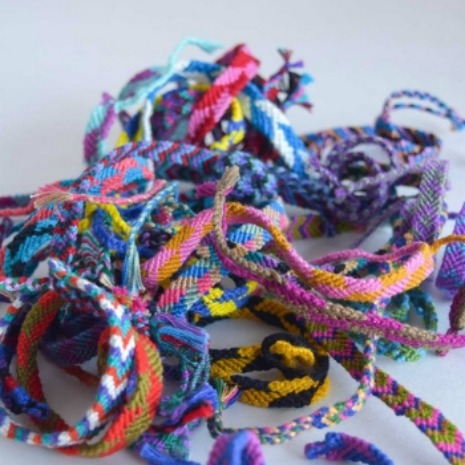 Friendship Bracelet Hand Made in Chiapas