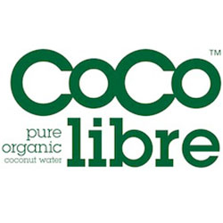 Coco Libre, a sustainable coconut water brand.
