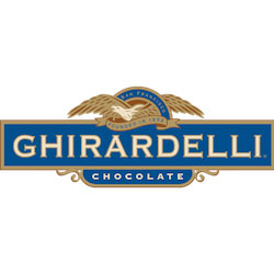 Ghirardelli Chocolate, a very high-quality brand for chocolate syrups.