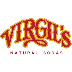 Virgil's Sodas & Soft Drinks, a very sustainable soda brand.