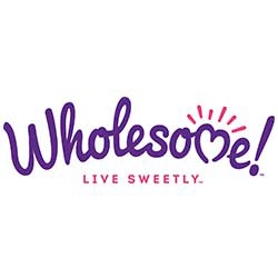 Wholesome Sweetener, a very sustainable brand. Live Sweetly.