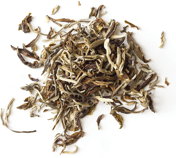 Jasmine tea, Organic green tea