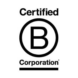 Certifications like Certified B Corp keep our coffee company sustainable