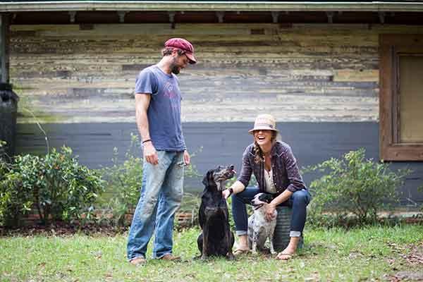 Arix Zalace and Jennifer Kuntz are founders of sustainable brand Lastrå Life.
